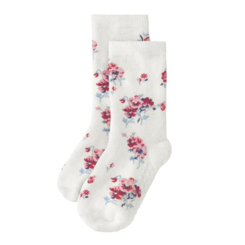 SLIPPER SOCKS GROVE BUNCH 4-7 Y