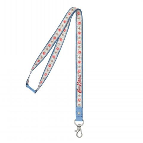 LANYARD RIBBON ROSE