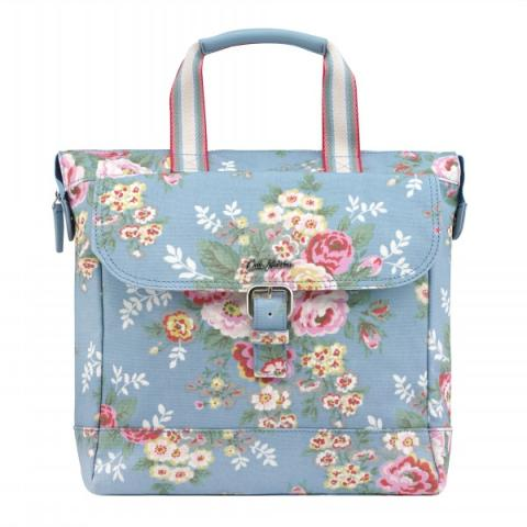 BUCKLE SQUARE BACKPACK CANDY FLOWERS