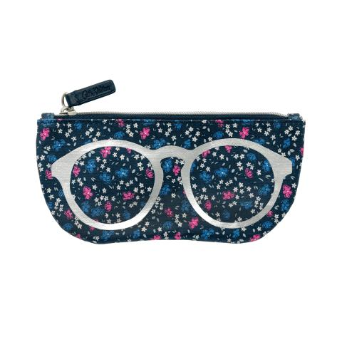 GLASSES CASE EIDERDOWN DITSY
