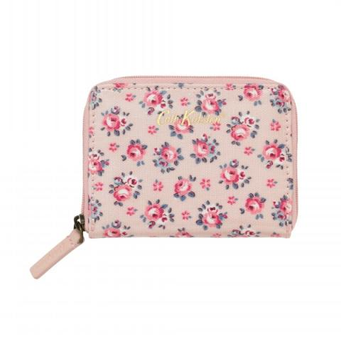 MINI CONTINENTAL WALLET HAMPTON ROSE