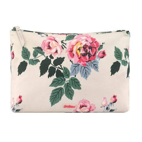 WASH BAG EIDERDOWN ROSE