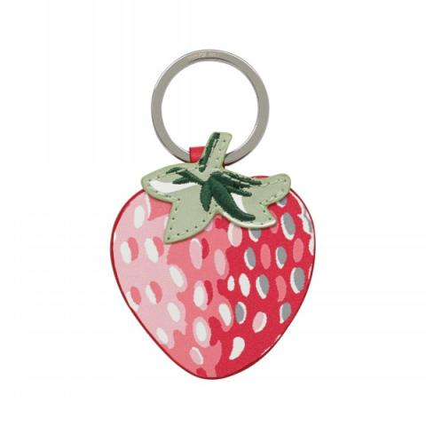 KEY CHARM WILD STRAWBERRY