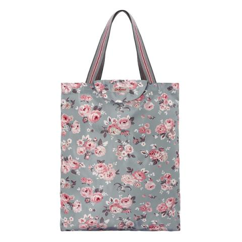 TOTE FOLDAWAY WELLS ROSE SLATE BLUE
