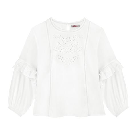 EMBROIDERED BLOUSE 8