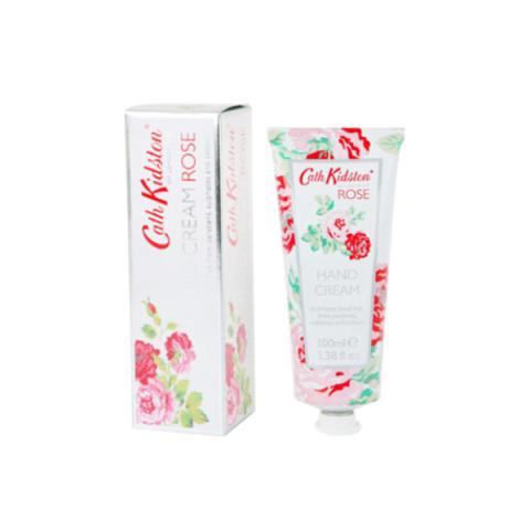 HAND CREAM 100ML ROSE
