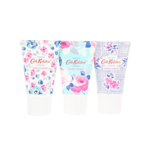 WILD ROSE & QUINCE HAND CREAM TRIO (3X30ML)
