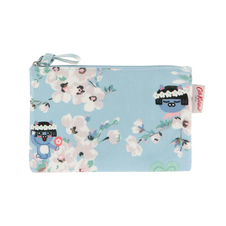 KAKAO FRIENDS WELLESLEY BLOSSOM ZIP PURSE