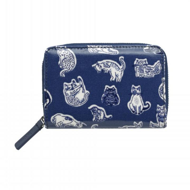 PURSE MINI SQUIGGLE CATS