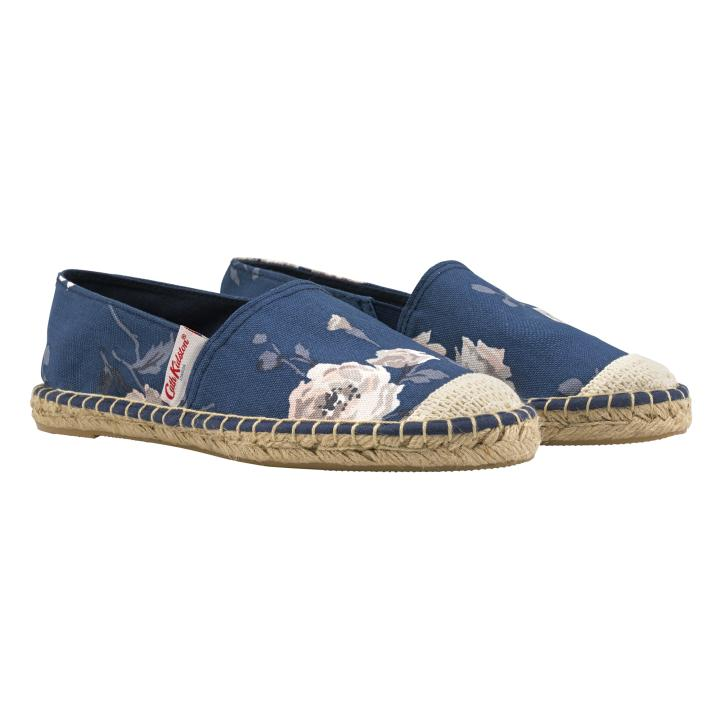 CLASSIC ESPADRILLE ISLAND BUNCH NAVY