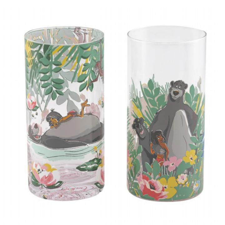 TUMBLERS WATERLILY RIVER