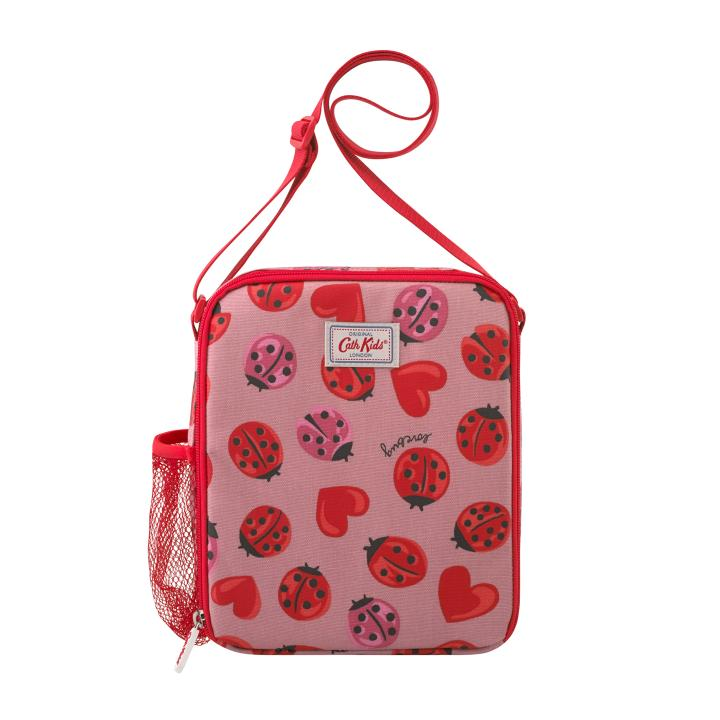 KIDS LUNCH BAG LOVEBUGS