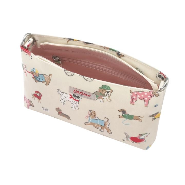 SMALL ZIPPED CROSS BODY SMALL PARK DOGS