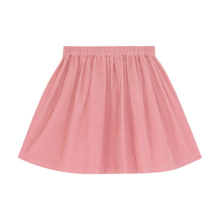 NEEDLECORD SKIRT SOLID