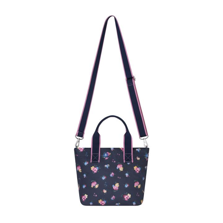 CASUAL BRAMPTON SMALL TOTE PARK MEADOW NAVY