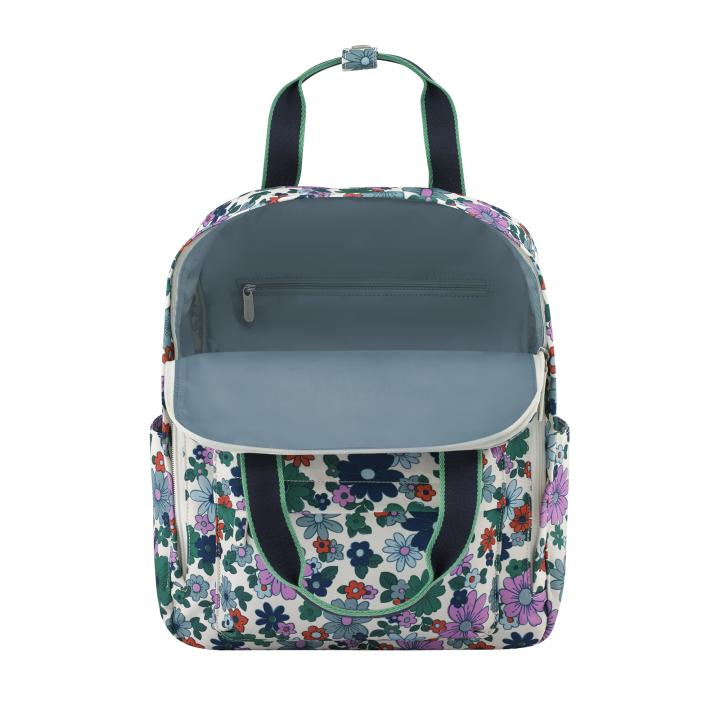 RECYCLED UTILITY BACKPACK PETALS